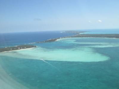 Eleuthera aerial view