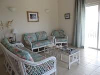 blueskies eleuthera vacation rental living room