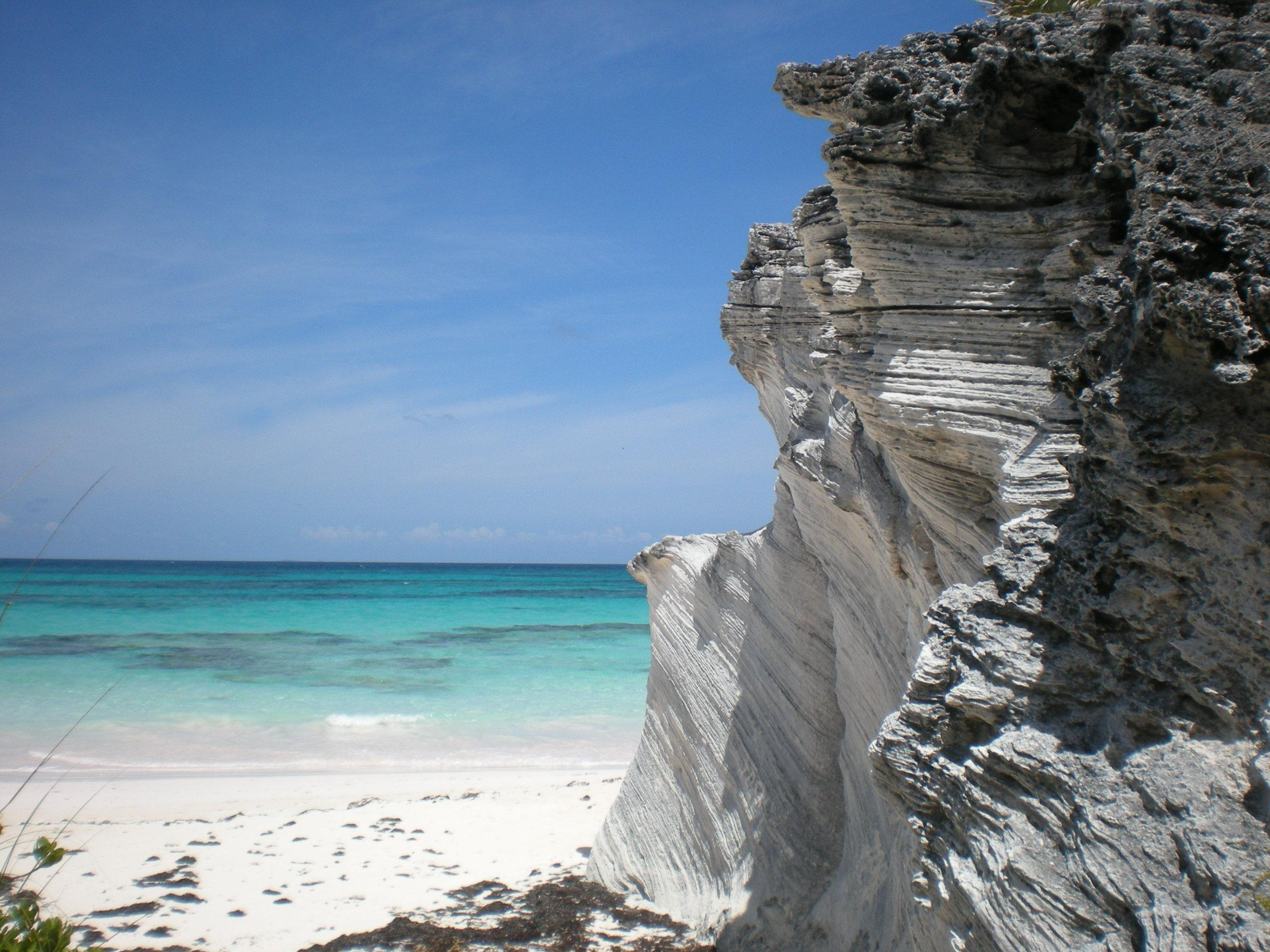 lighthouse beach Eleuthera