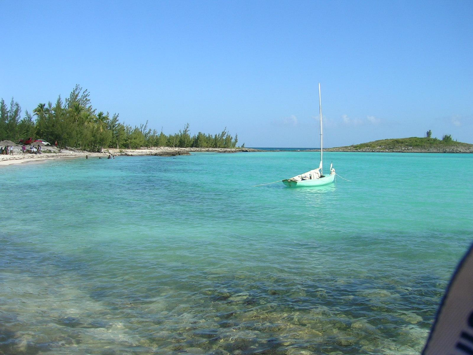 rainbow bay Eleuthera