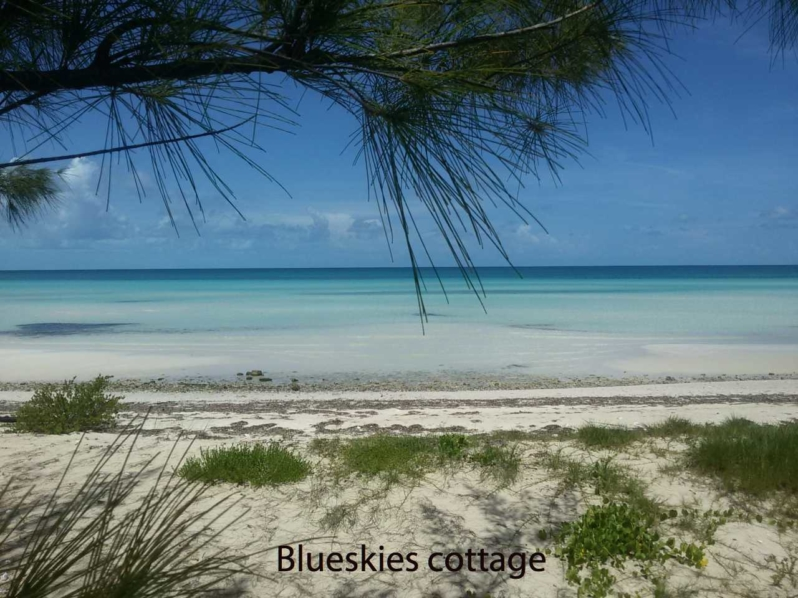 Central Eleuthera beaches Alabaster Bay